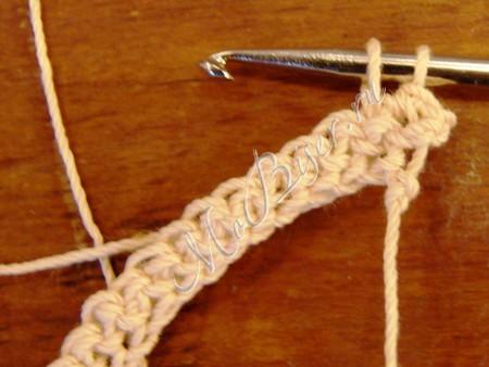 плетение чехла