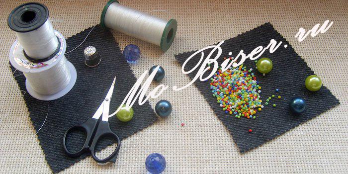 Вышивка бисером. Описание различных техник Блог Мелодия 64